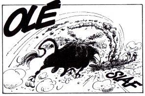 «Idées noires»: que la Farce Sombre soit avec Franquin!