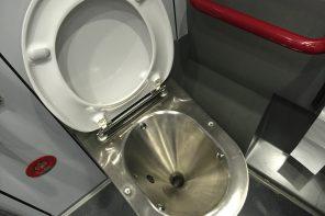 WC dans les trains CFF : entrée payante